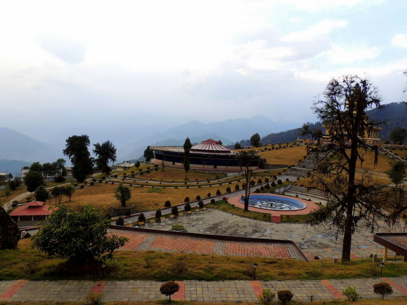 Center of Buddhism-Buddha Park-Ravangla-Sikkim