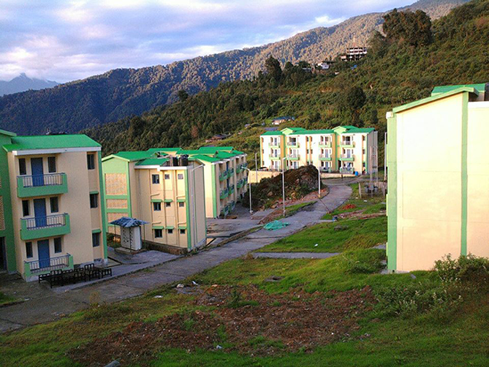 Hotels in Ravangla
